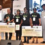 Cross River University of Technology emerged the national winner of the Nigerian Content Science and Technology Innovation Challenge